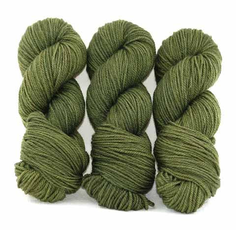 Douglas Fir-Lascaux Worsted - Dyed Stock
