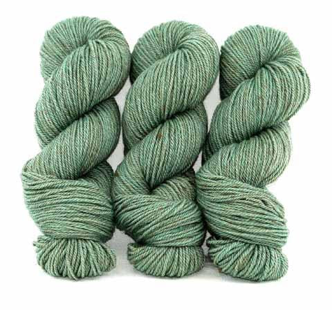 Dune Grass-Lascaux Worsted - Dyed Stock