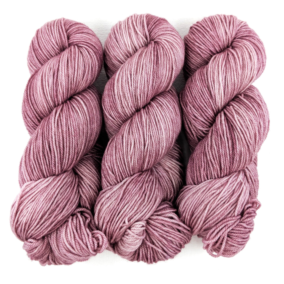Dusty Rose in Fingering / Sock Weight