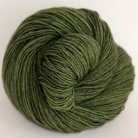 Eat Your Vegetables - Merino Silk Fingering - Dyed Stock