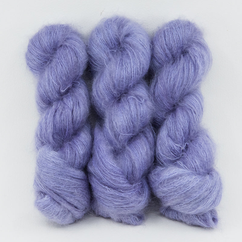 English Lavender - Delicacy Lace - Dyed Stock