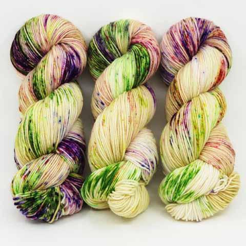 Fire Weed in Worsted Weight