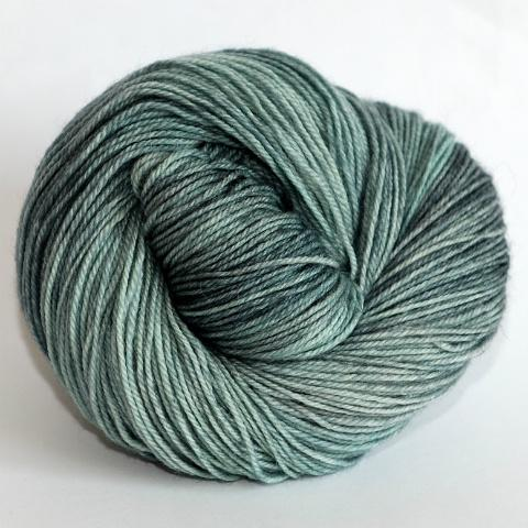 Fog Warning - Socknado Fingering - Dyed Stock