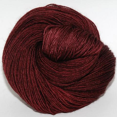 French Bordeaux - Merino DK / Light Worsted - Dyed Stock