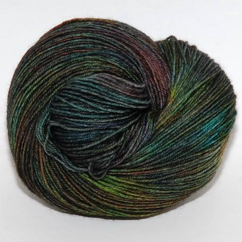 Frolic in Worsted Weight