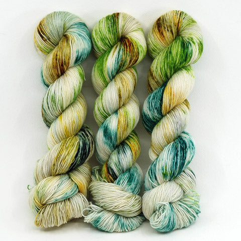 Get Off My Lawn! - Revival Fingering - Dyed Stock