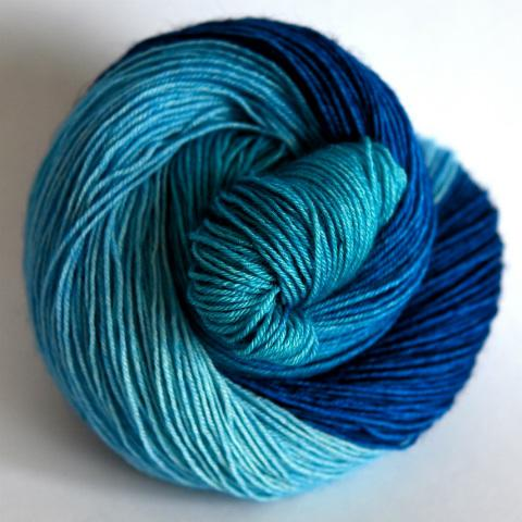 Glacier - Revival Fingering - Dyed Stock
