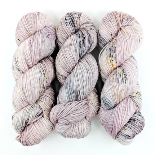 Grannies in Lace - Merino Silk Fingering - Dyed Stock