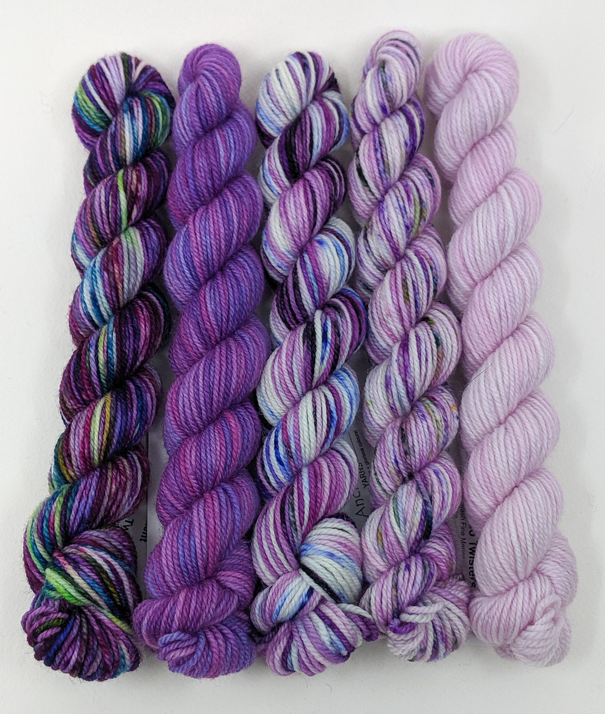 Socknado Twisters Mini Skein Kit - Custom Kit 20
