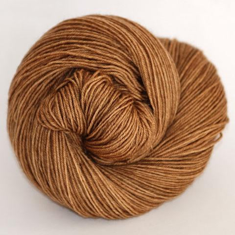 Iced Coffee - Merino DK / Light Worsted - Dyed Stock