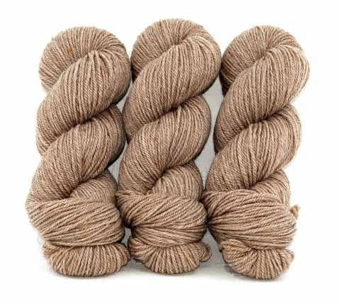 Irish Linen-Lascaux Worsted - Dyed Stock