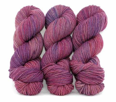 Irritated Grapes-Lascaux Fine 100 - Dyed Stock