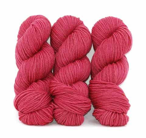 Its Pink-Lascaux Worsted - Dyed Stock