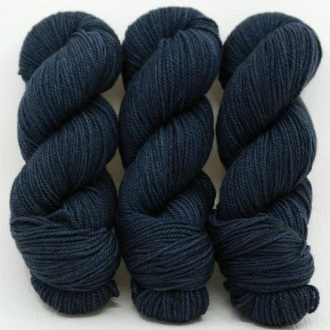 Just Before Midnight-Lascaux Worsted - Dyed Stock