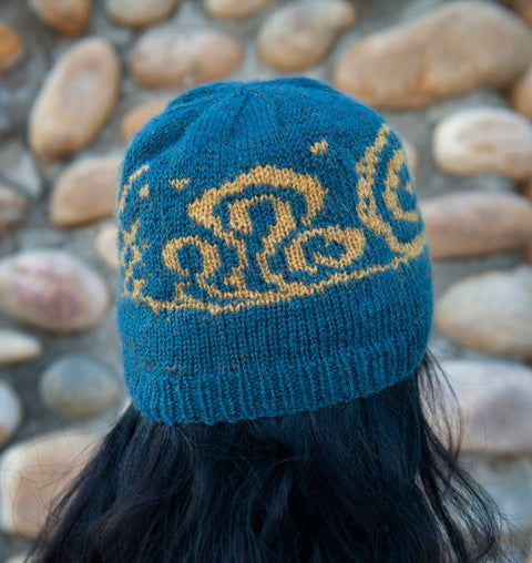 Kaze Hat Pattern