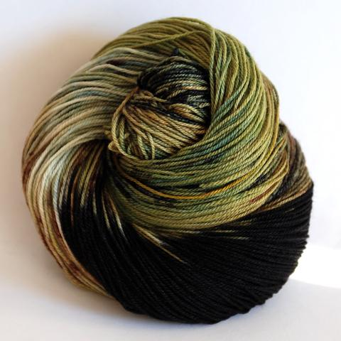 Kelpie - Revival Worsted - Dyed Stock