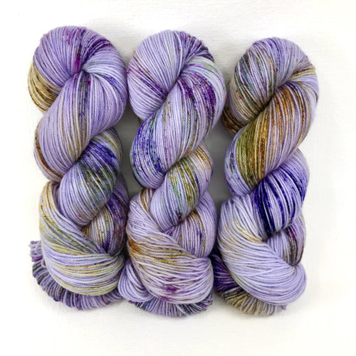 Lavender Fields Forever in Fingering / Sock Weight