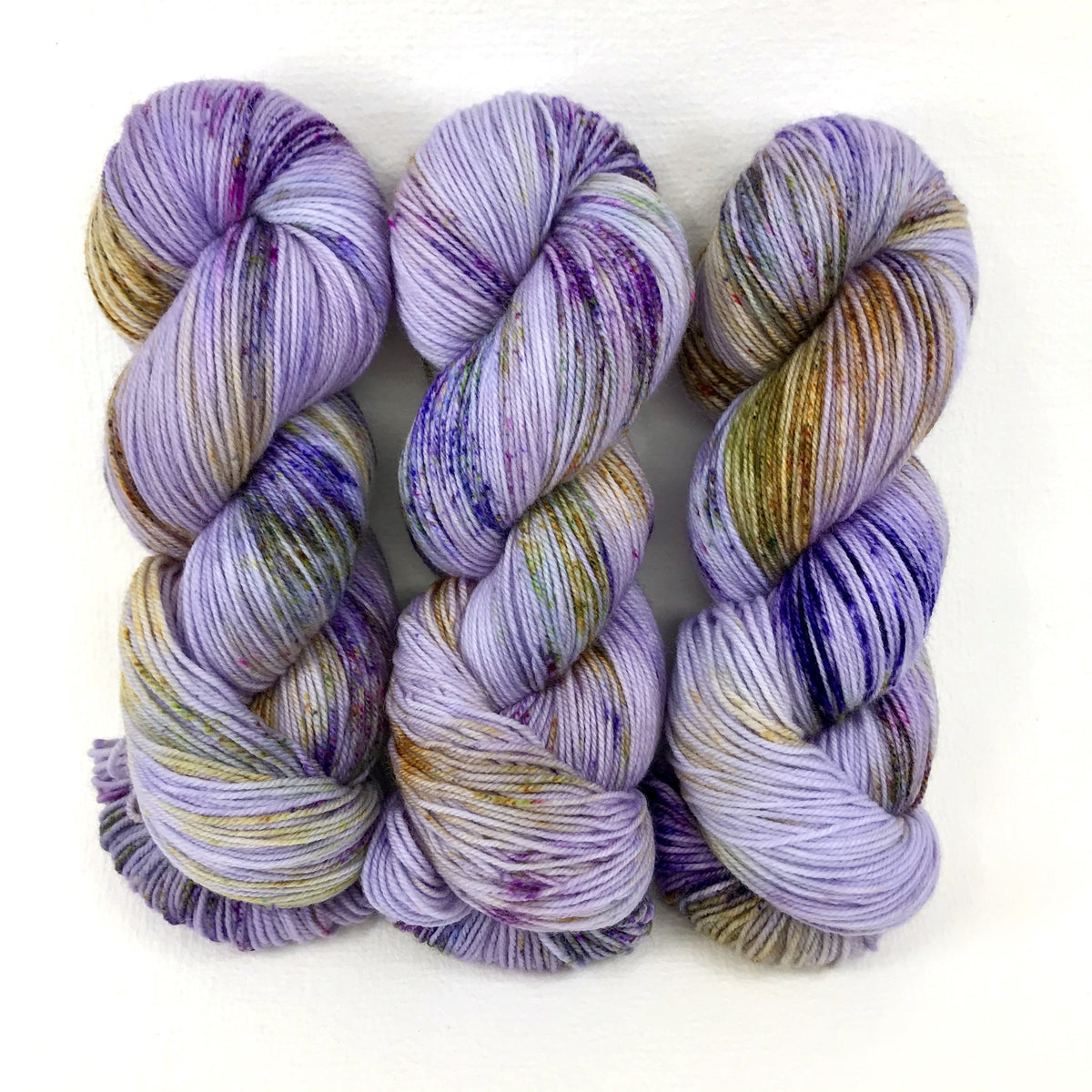 Lavender Fields Forever in Worsted Weight