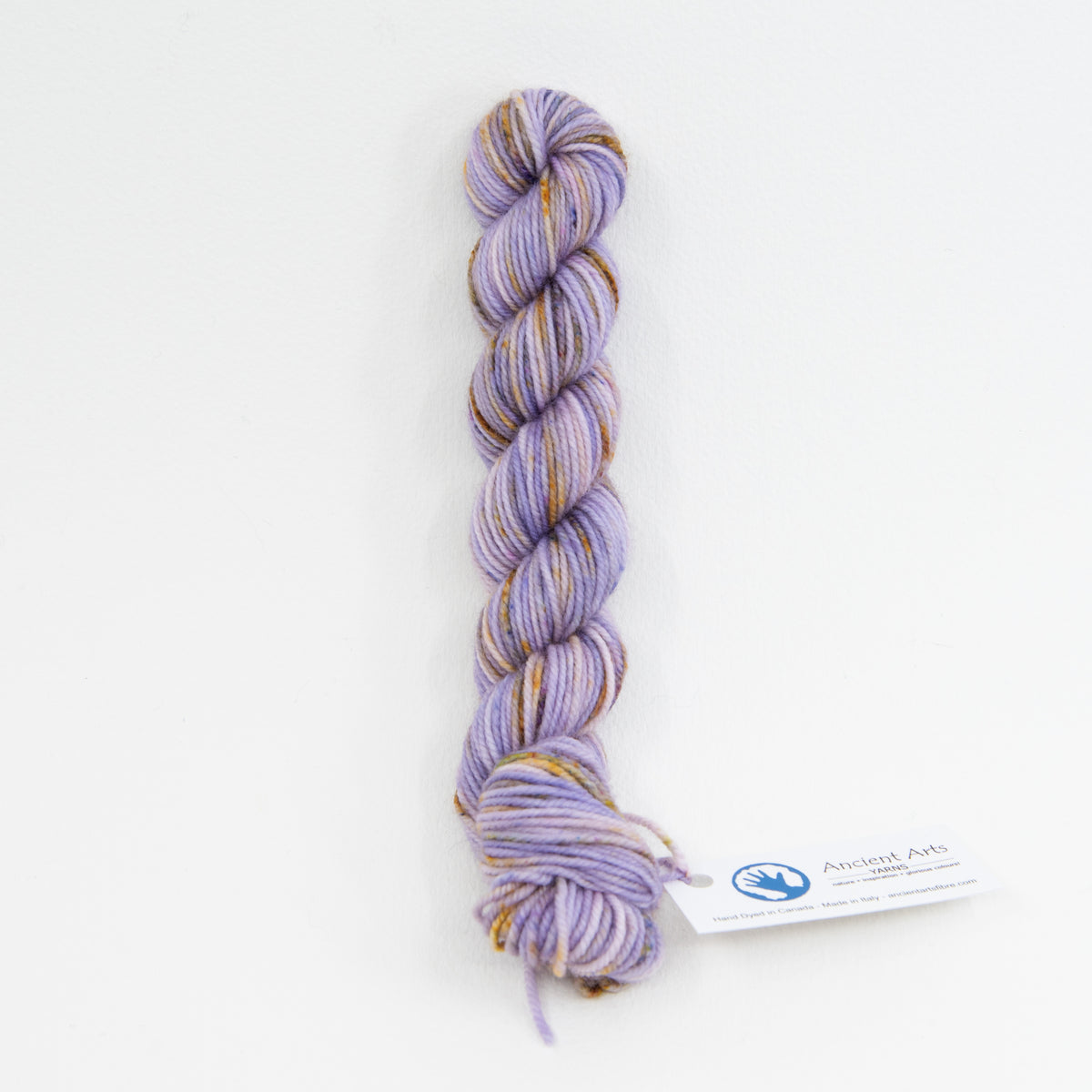 Lavender Fields Forever - Socknado Mini Twister 20 Gram - Dyed Stock