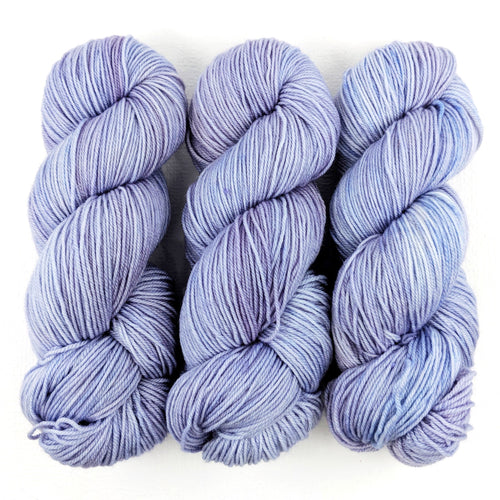 Lavender Cupcake in DK Weight