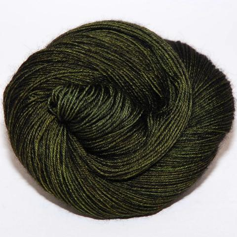 Lodgepole Pine - Revival Fingering - Dyed Stock