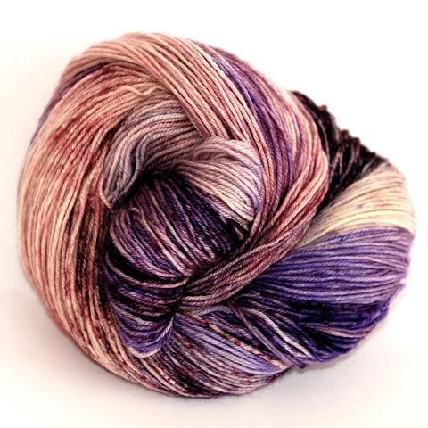 Look! Another Fruit Colour! - Socknado Fingering - Dyed Stock