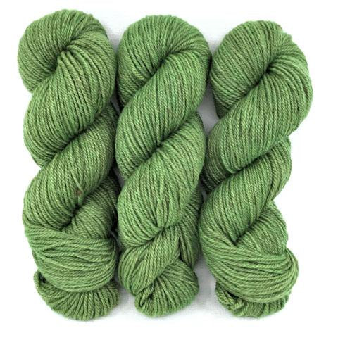 Matcha-Lascaux Worsted - Dyed Stock