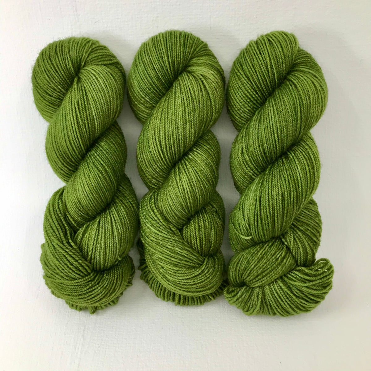 Mossy Bank in Fingering / Sock Weight