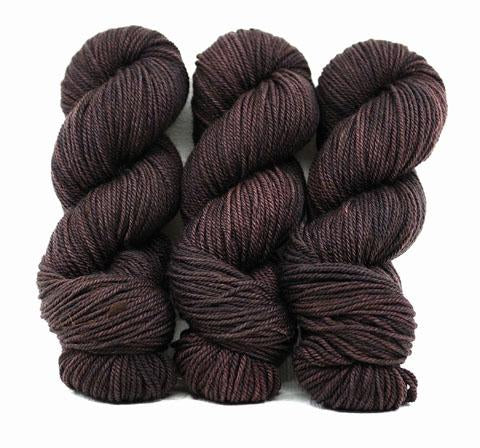 Moussaka-Lascaux Worsted - Dyed Stock