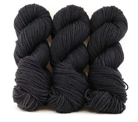 Night-Lascaux Worsted - Dyed Stock