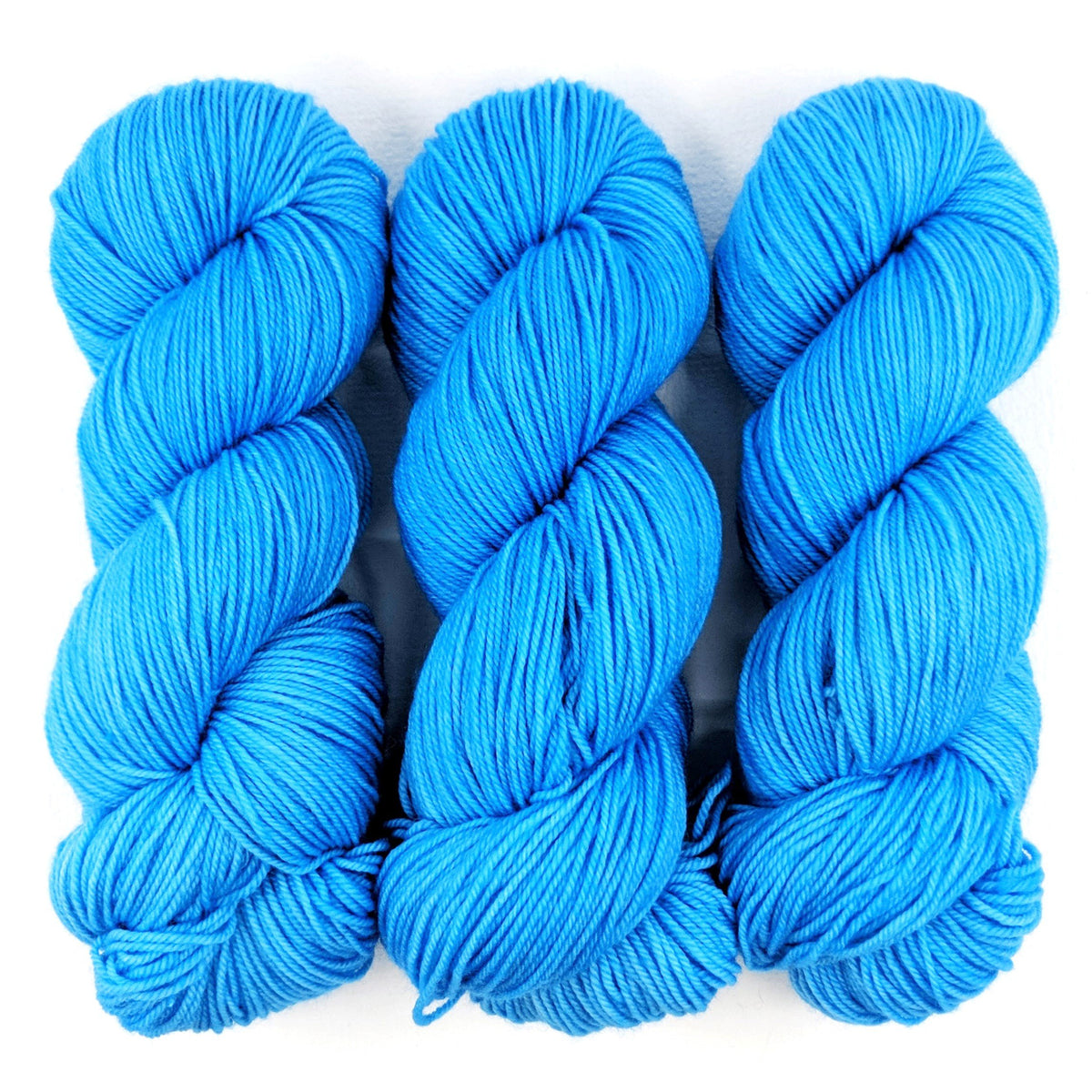 Nothing But Blue Skies in Fingering / Sock Weight
