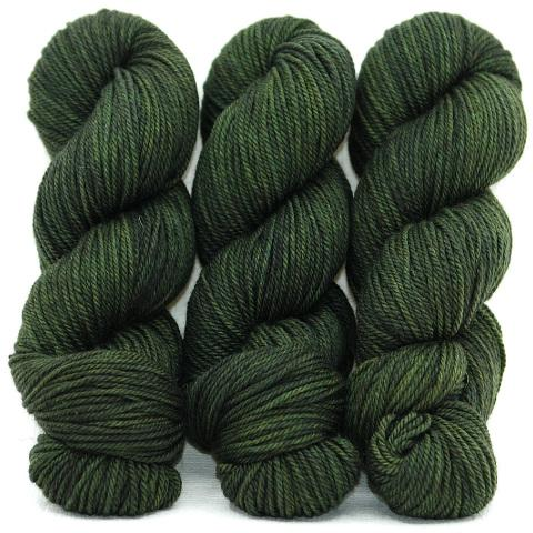 Old Growth Forest-Lascaux Worsted - Dyed Stock