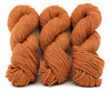 Papaya-Lascaux Worsted - Dyed Stock