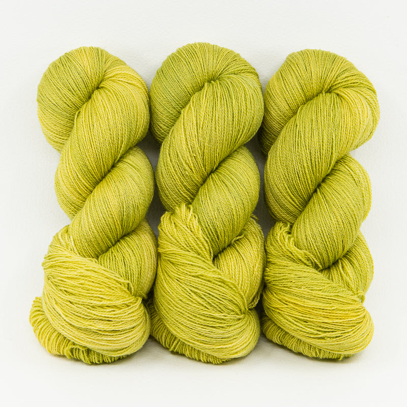 Pear - 100% SW Merino Laceweight - Discontinued Base