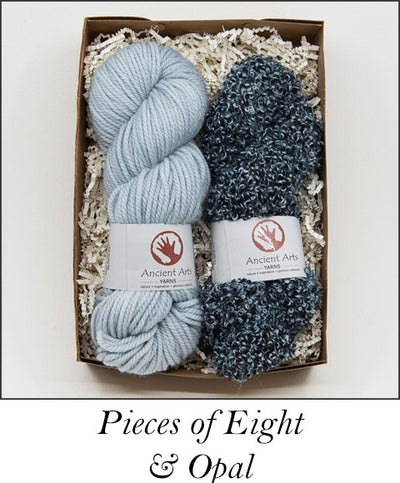 Treat Yourself with the Winter Wonderland Cowl Kit
