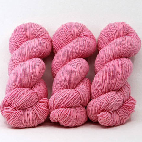 Pink Flamingo - Revival Fingering - Dyed Stock