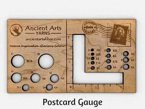 Ancient Arts Knitting Gauges
