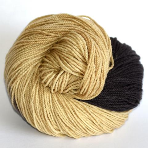 Pug Dog - Revival Worsted - Dyed Stock
