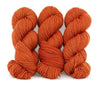 Pumpkin-Lascaux Worsted - Dyed Stock