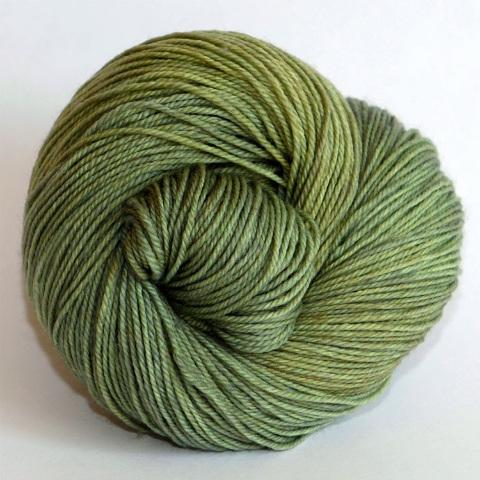 Sagebrush - Merino DK / Light Worsted - Dyed Stock