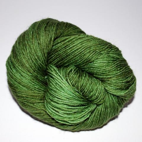 Salal Jungle - Merino DK / Light Worsted - Dyed Stock
