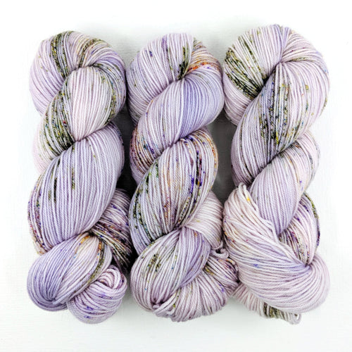 Shy Orchid - Little Nettle Soft Fingering - Dyed Stock