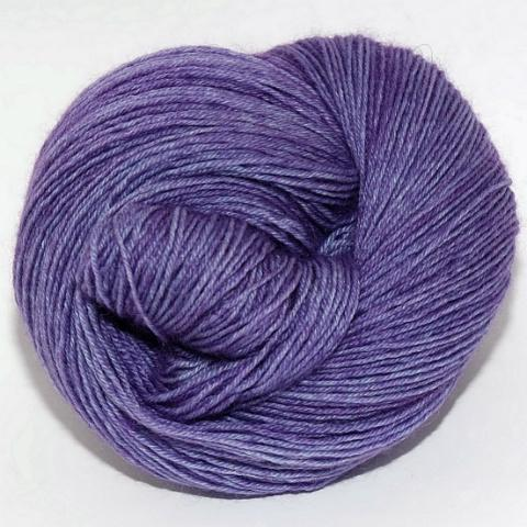Spanish Lavender - Little Nettle Soft Fingering - Dyed Stock