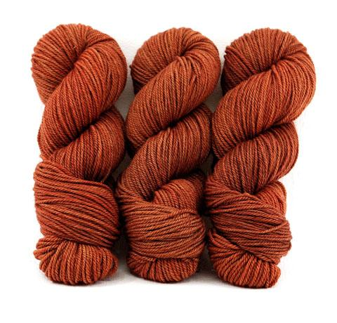 Spice-Lascaux Worsted - Dyed Stock