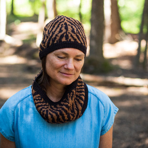 Treat Yourself with a Zoologist Hat & Cowl Kit!
