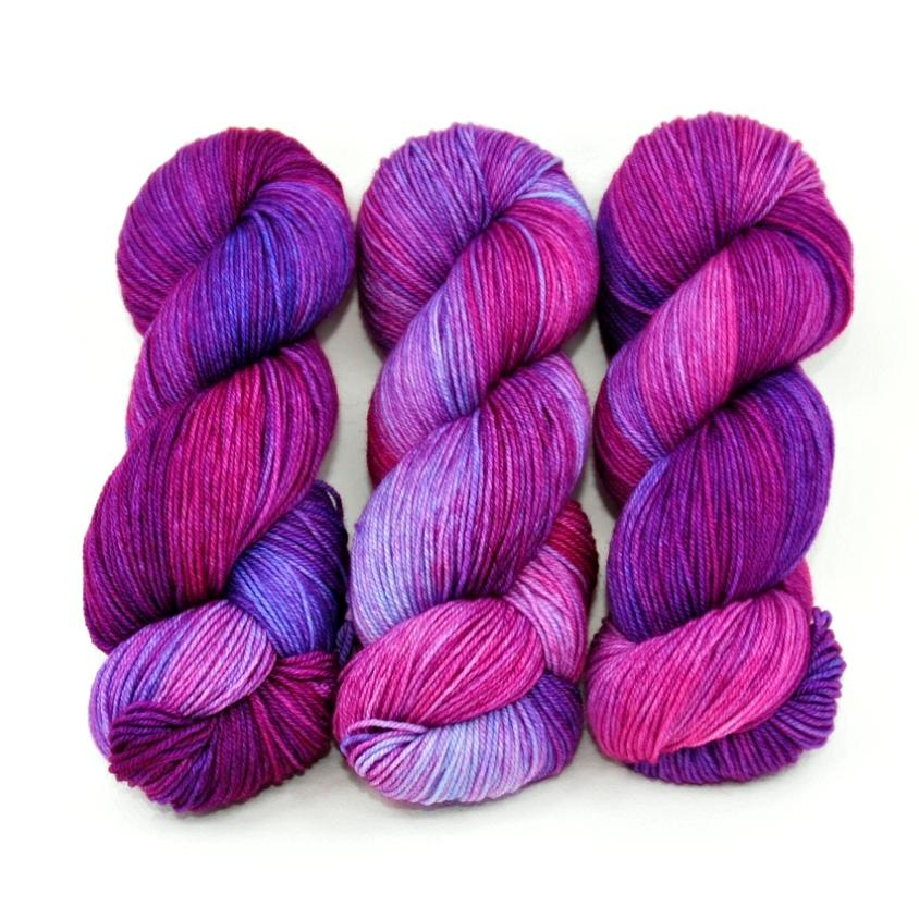 Sweet Sensation - Socknado Fingering - Dyed Stock