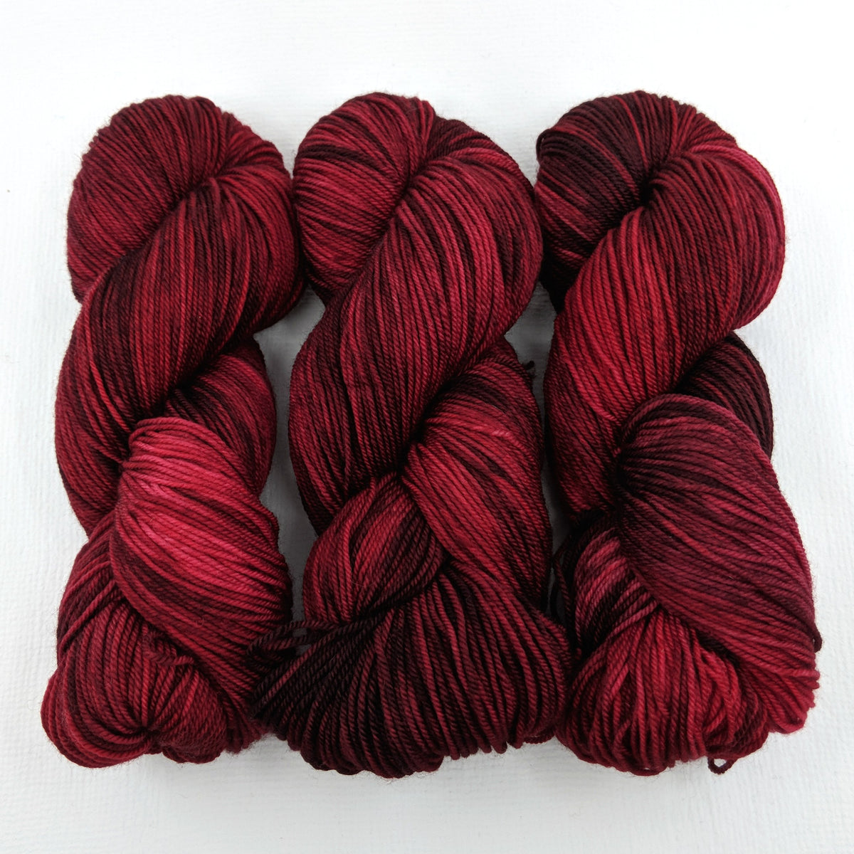 Syrah by Moonlight - Socknado Fingering - Dyed Stock
