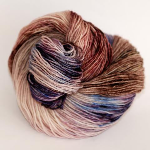 Tea and Biscuits - Merino Silk Fingering - Dyed Stock