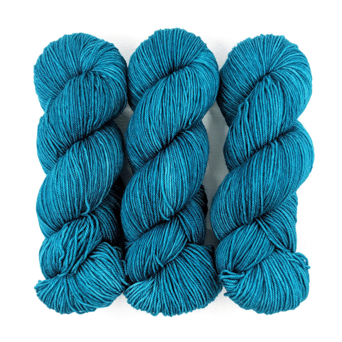 The Briny Seas - Socknado Fingering - Dyed Stock