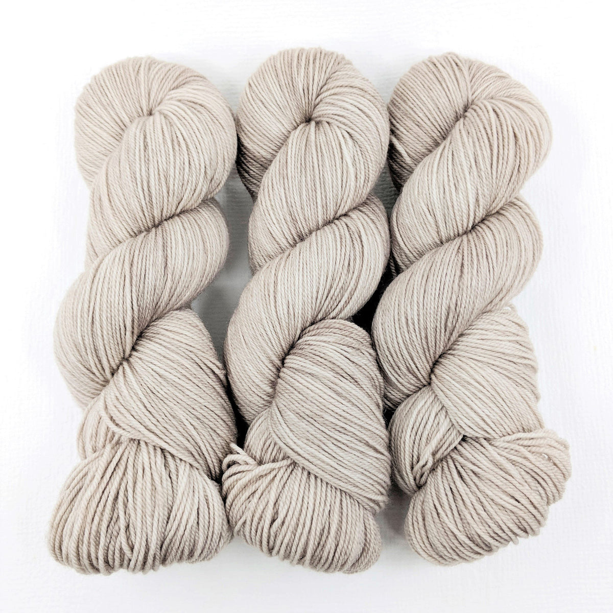 The Softer Side of Linen - Socknado Fingering - Dyed Stock